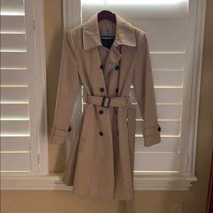 Calvin Klein Dress Raincoat